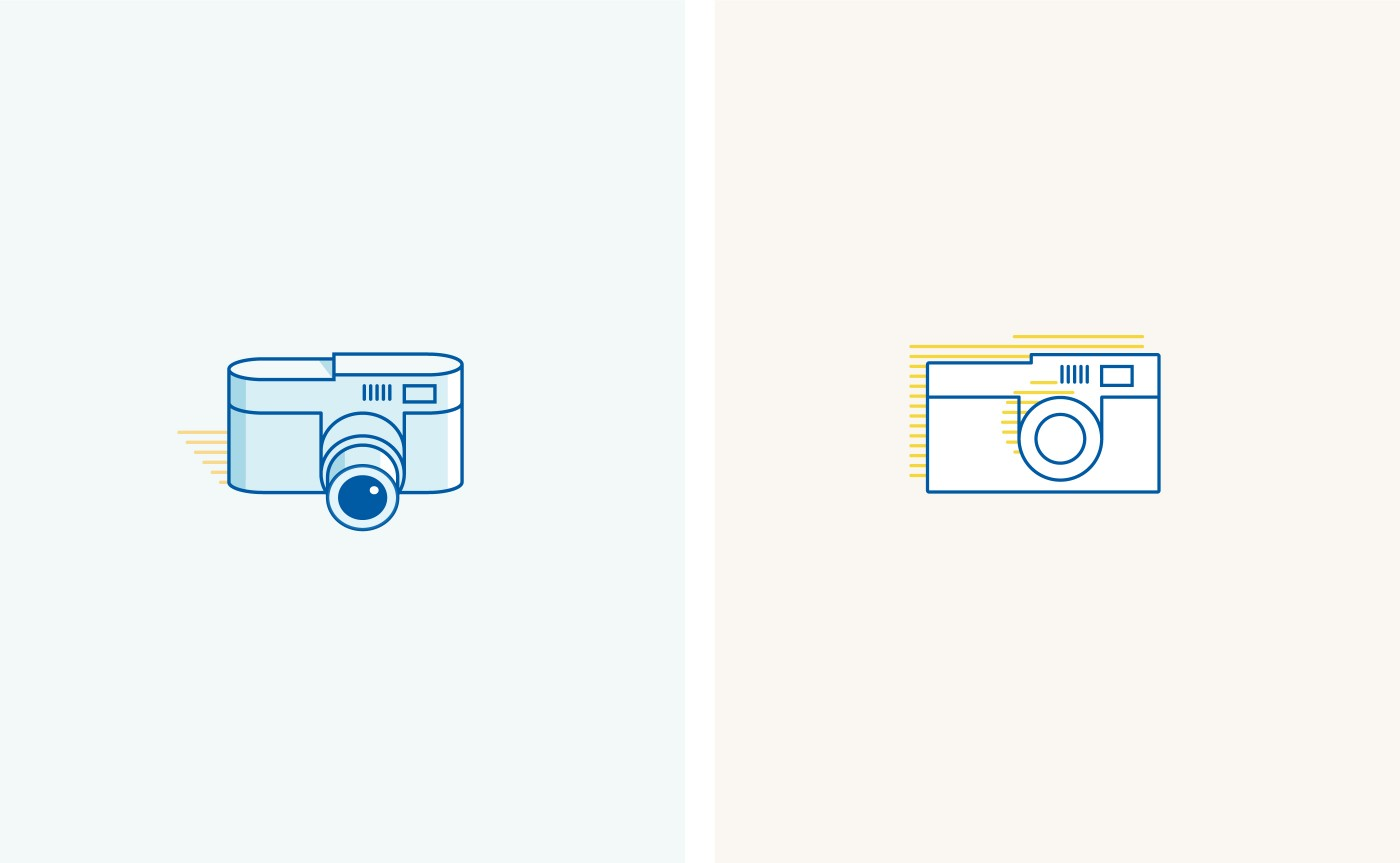 Icons & Illustrations